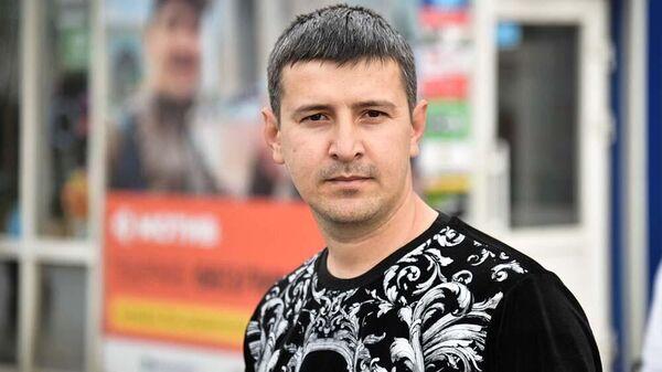 Бывший учитель английского и корейского в Таджикистане Парвиз Абдулоев - Sputnik Таджикистан
