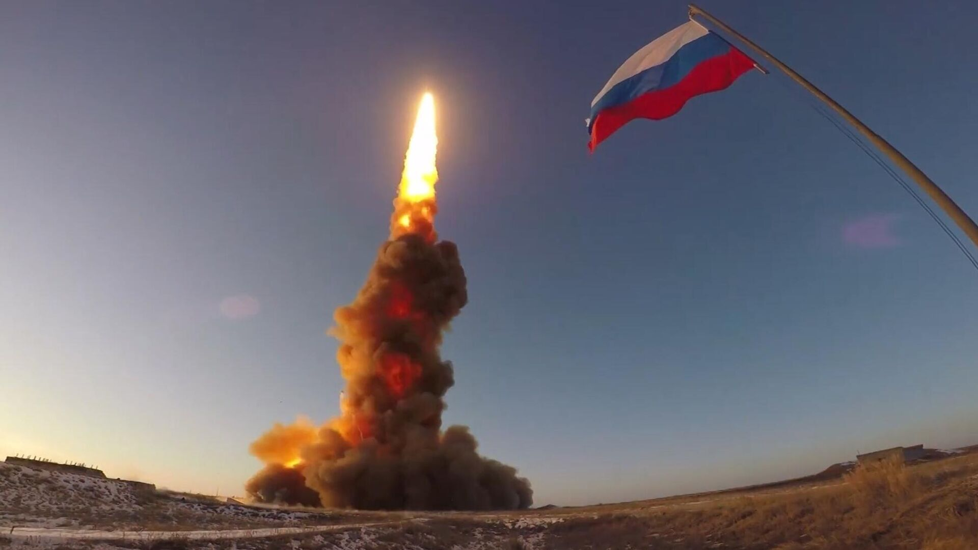 Испытания новой ракеты системы ПРО - Sputnik Таджикистан, 1920, 27.04.2021