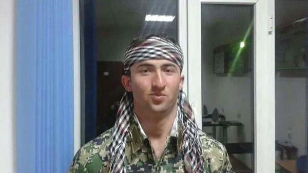 Погибший солдат в столкновениях между Таджиками и Кыргызами - Sputnik Тоҷикистон