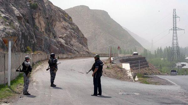 Ситуация на границе между Кыргызстаном и Таджикистаном - Sputnik Тоҷикистон