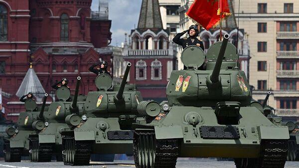 Парад Победы в Москве. Прямая трансляция  - Sputnik Тоҷикистон