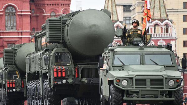Военный парад в честь 76-й годовщины Победы - Sputnik Таджикистан