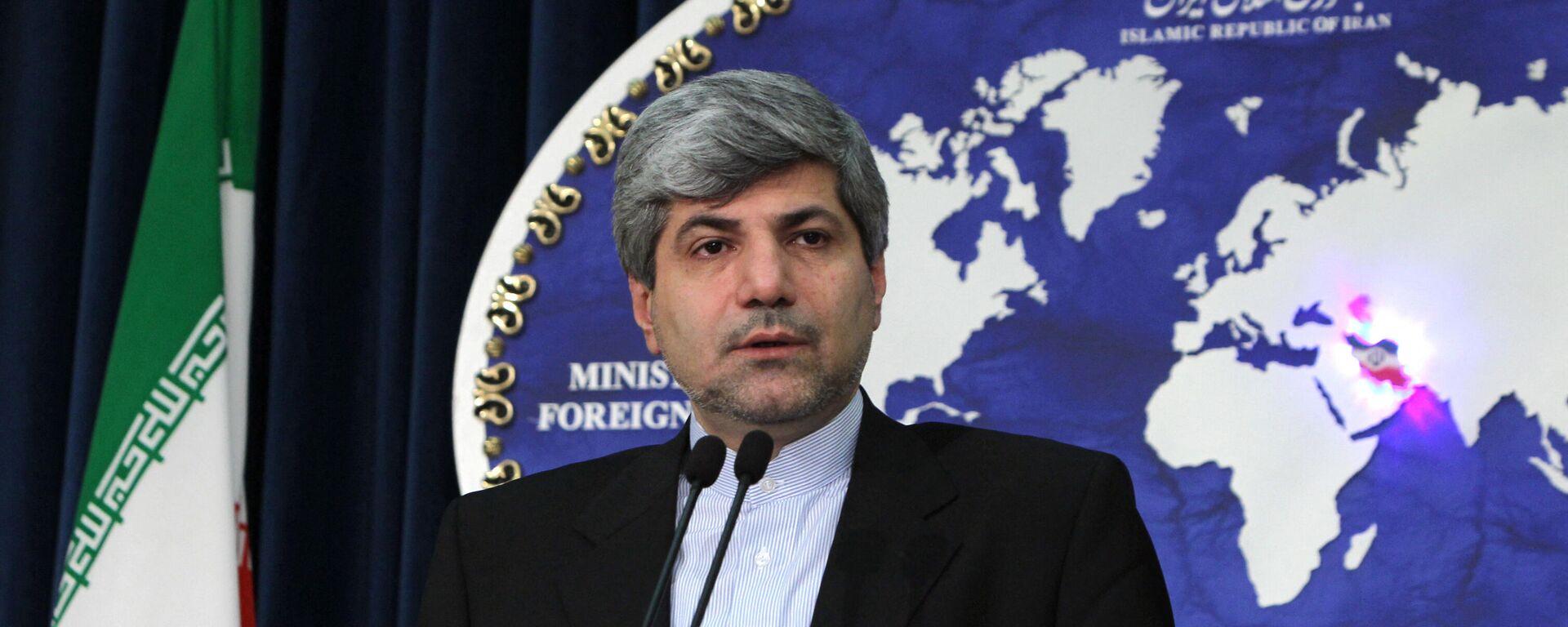 Кандидат в президенты Исламской Республики Иран Рамин Мехманпараст - Sputnik Таджикистан, 1920, 13.05.2021