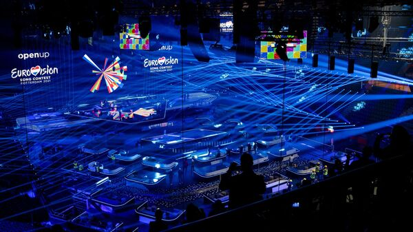 Сцена Евровидения - 2021 - Sputnik Таджикистан