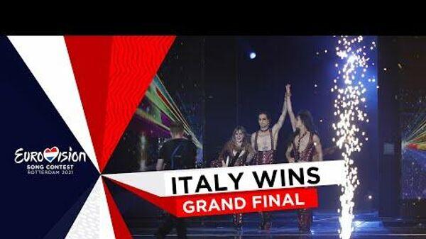 Италия на Евровидении - 2021: видео - Sputnik Тоҷикистон