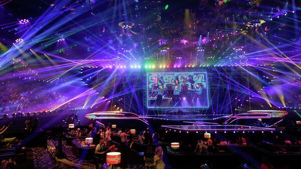 Финал Евровидения в Роттердаме 2021 - Sputnik Тоҷикистон