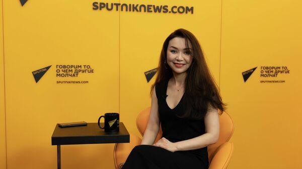 Певица Тахмина Ниязова - Sputnik Таджикистан