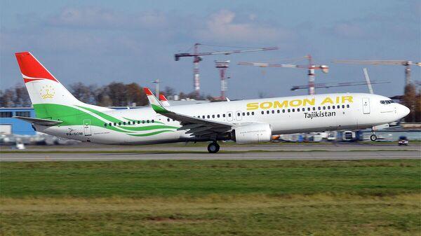 Самолет авиакомпании Somon Air - Sputnik Таджикистан