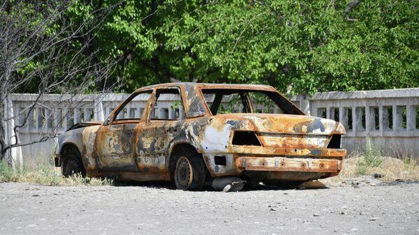 Последствия столкновений на границе между таджиками и кыргызами - Sputnik Таджикистан