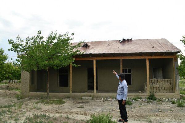 Столкновения 29 апреля не нанесли значительного ущерба жителям и общественной инфраструктуре, но проблемой стала паника среди населения  - Sputnik Таджикистан