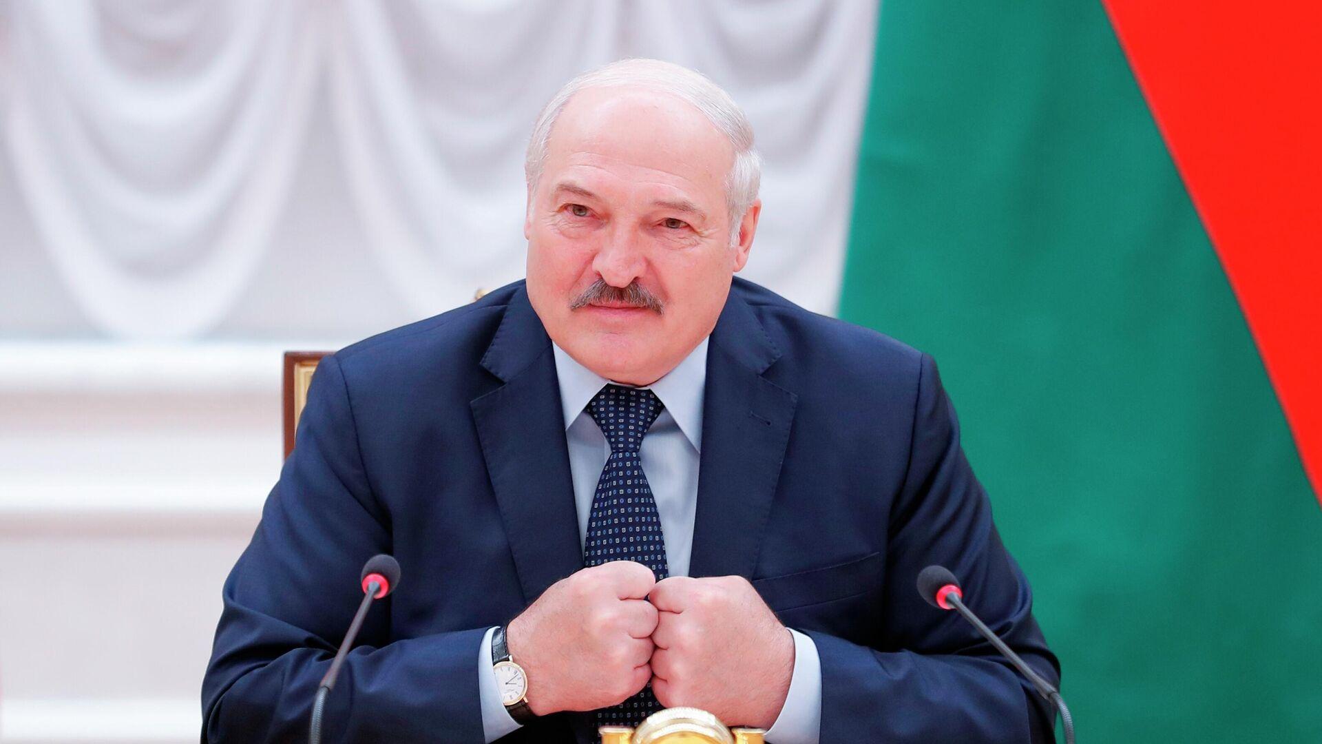 Президент Беларуси Александр Лукашенко - Sputnik Таджикистан, 1920, 29.05.2021