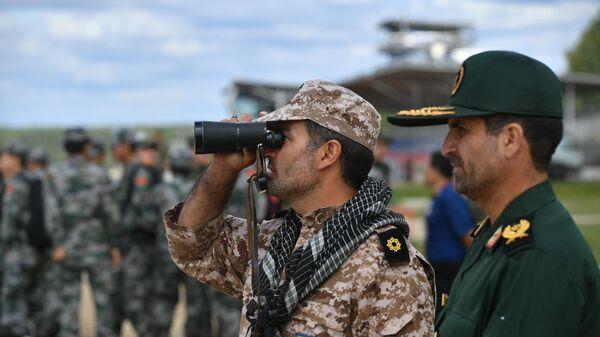 Военнослужащие Ирана  - Sputnik Таджикистан