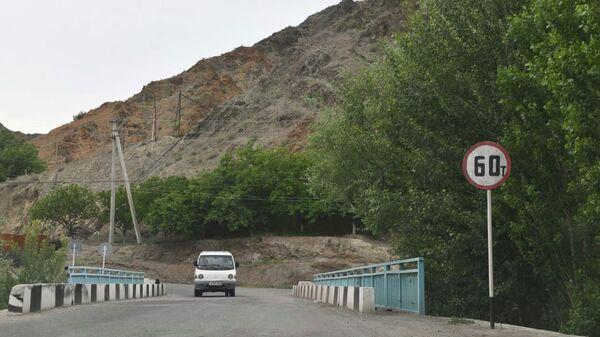 Мост в селе Чорбог - Sputnik Таджикистан