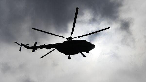 Вертолет Ми-8 Министерства обороны РФ, архивное фото - Sputnik Тоҷикистон