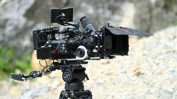 Кино камера, архивное фото - Sputnik Таджикистан
