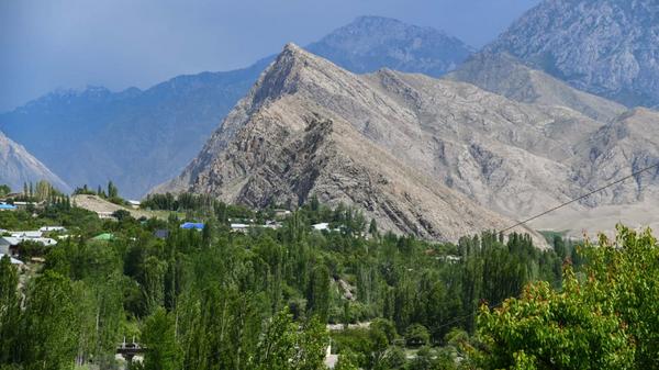 Ҷамоати Чоркӯҳи шаҳри Исфара - Sputnik Таджикистан