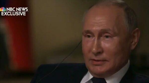 Отражение всей культуры США – Путин прокомментировал вопрос ведущего NBC  - Sputnik Тоҷикистон