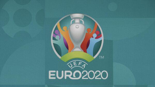 Логотип Евро - 2020 - Sputnik Таджикистан