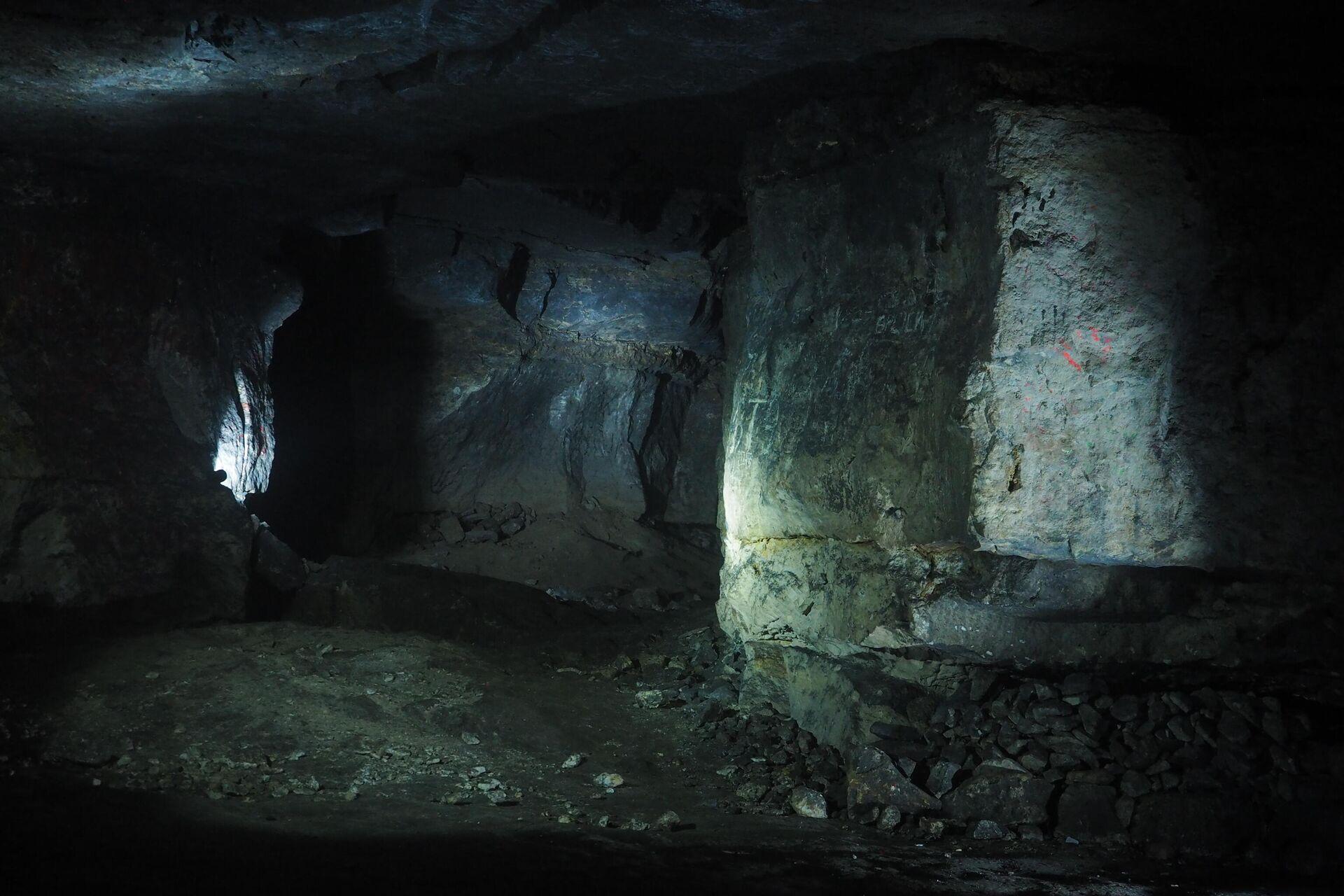 Сьяновские пещеры - Sputnik Таджикистан, 1920, 18.06.2021