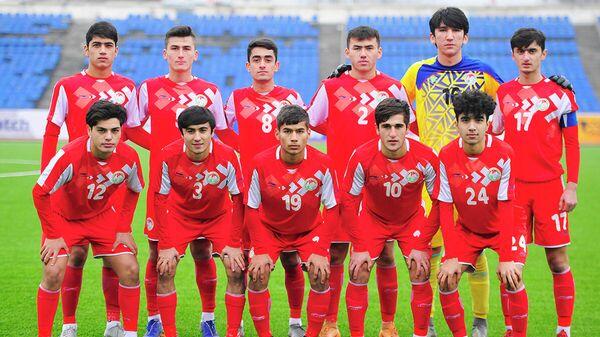 Молодежная сборная Таджикистан - Sputnik Тоҷикистон