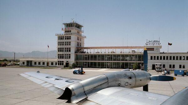 Международный аэропорт Кабул - Sputnik Тоҷикистон