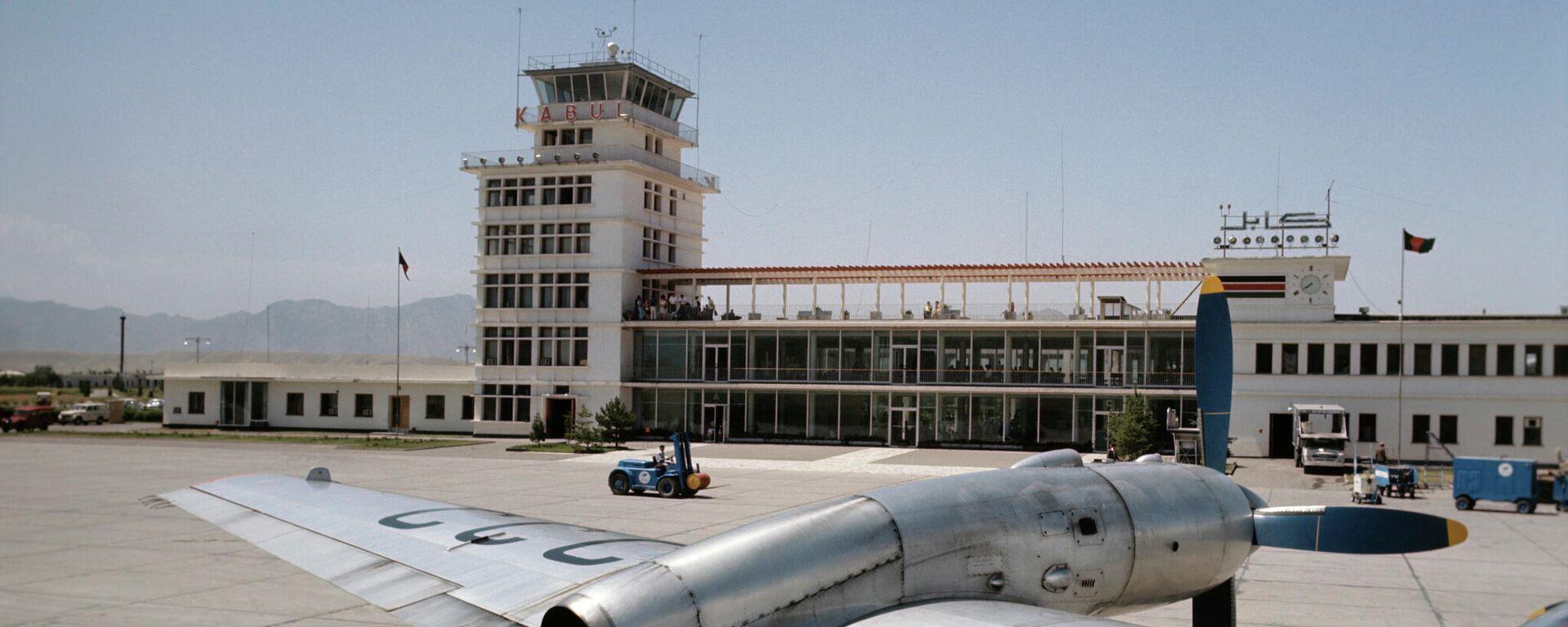 Международный аэропорт Кабул - Sputnik Таджикистан, 1920, 15.07.2021