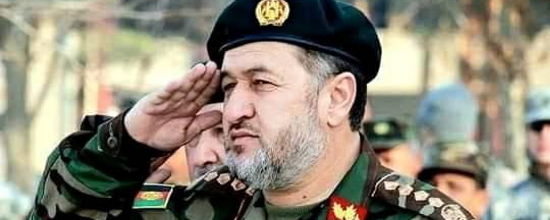 Глава Министерство обороны Афганистана Бисмиллахан Мухаммади - Sputnik Таджикистан, 1920, 19.06.2021