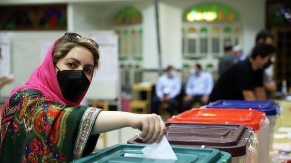 Выборы президента в Иране - Sputnik Тоҷикистон