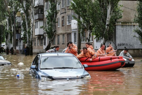 Известно об 1 погибшем, еще два человека пропали без вести. - Sputnik Таджикистан