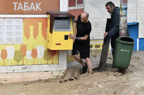 Электроснабжение в Крыму, нарушенное из-за грозы и ливней, было восстановлено только 19 июня. - Sputnik Таджикистан