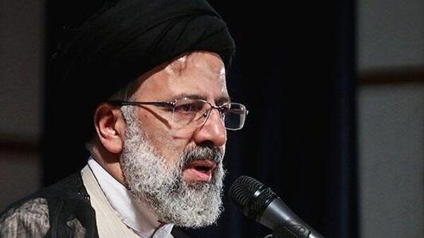Новоизбранный президент Ирана Ибрахим Раиси - Sputnik Таджикистан