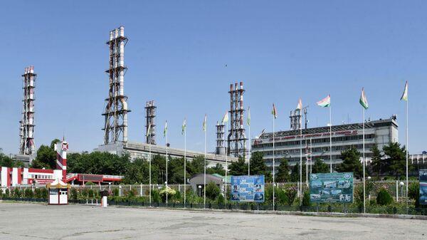 Таджикский алюминиевый завод Талко - Sputnik Таджикистан