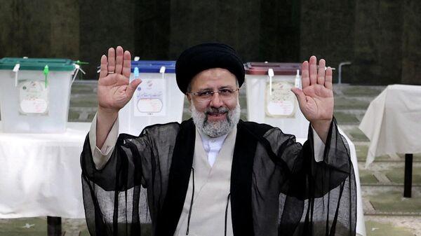 Президент Ирана Ибрахим Раиси - Sputnik Таджикистан
