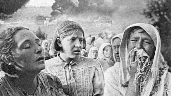 Первые дни Великой Отечественной войны в Киеве  - Sputnik Таджикистан