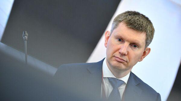 Министр экономического развития РФ Максим Решетников  - Sputnik Таджикистан