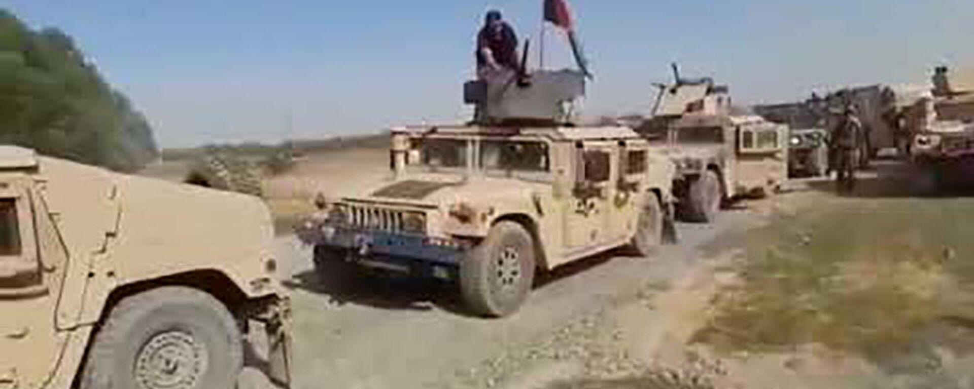 Талибы вышли к границам Таджикистана разгромив армию Афганистана - Sputnik Таджикистан, 1920, 25.06.2021