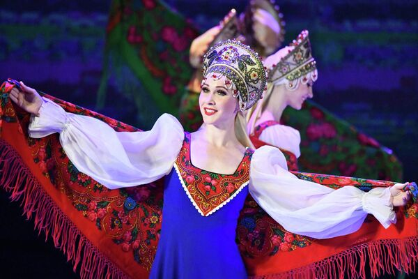 Дни России в Таджикистане проводятся для укрепления культурных связей между странами. - Sputnik Таджикистан