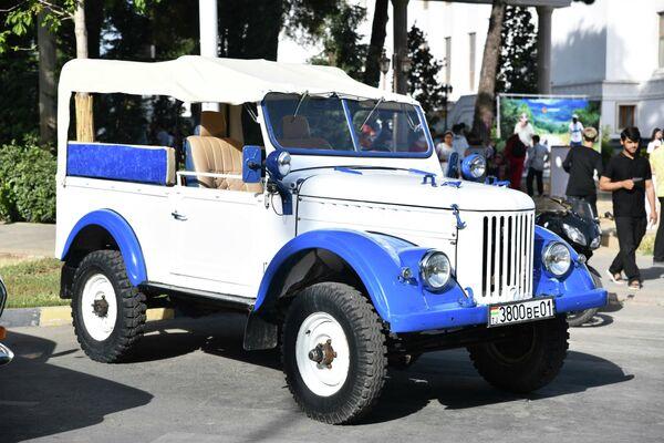 Большинство машин были с любовью восстановлены своими владельцами. - Sputnik Таджикистан