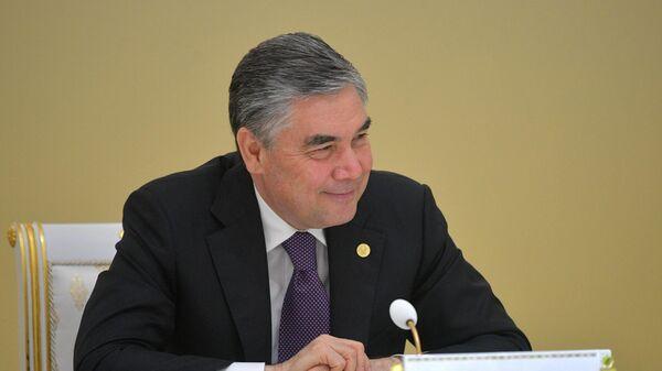 Президент, председатель кабинета министров Туркмении Гурбангулы Бердымухамедов  - Sputnik Таджикистан