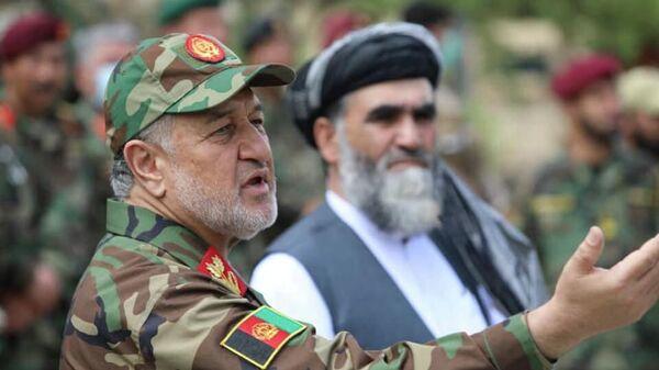Министр Обороны Афганистана Бисмилла Мухаммади - Sputnik Тоҷикистон