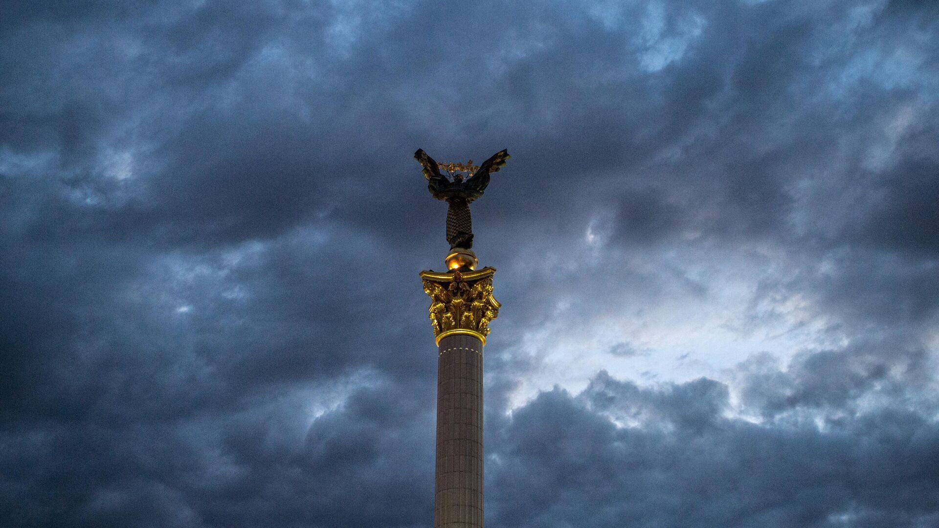 Монумент Независимости Украины - Sputnik Таджикистан, 1920, 30.06.2021