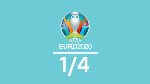 Кто вышел в четвертьфинал ЕВРО-2020  - Sputnik Таджикистан