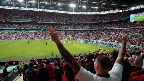 Финал футбола ЕВРО-2020 между сборными Англии и Германии - Sputnik Таджикистан