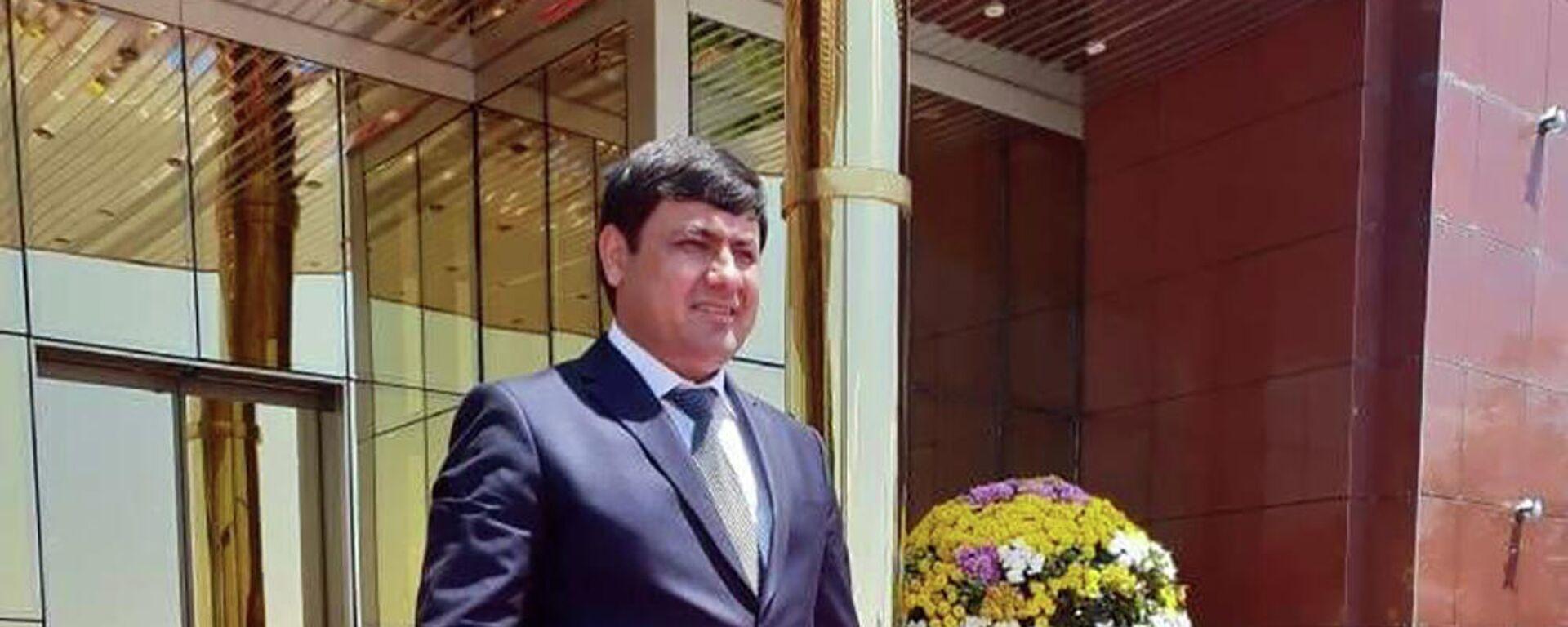 Джамшед Джахонгирзода - Sputnik Таджикистан, 1920, 01.07.2021