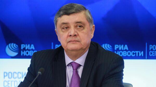 Специальный представитель Президента РФ по Афганистану, директор второго департамента Азии МИД России Замир Кабулов - Sputnik Таджикистан