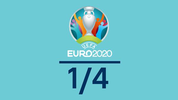 Четвертьфинал ЕВРО-2020: итоги матчей - Sputnik Таджикистан