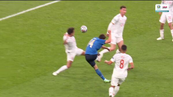 Италия — Испания 1:1 (4:2 пен). Евро-2020. Обзор матча, все голы и лучшие моменты  - Sputnik Таджикистан