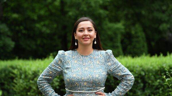 Певица Манижа - Sputnik Таджикистан