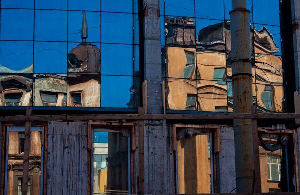 На фотографии - архитектура Санкт-Петербурга. - Sputnik Таджикистан