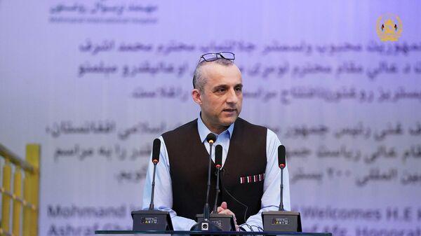 Амиршох Ноибзода, представитель Парламента от провинции Бадгис, Афганистан - Sputnik Тоҷикистон